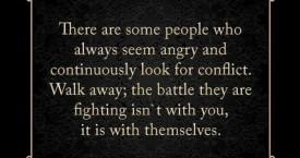 Drama, konflikter och kränkningar